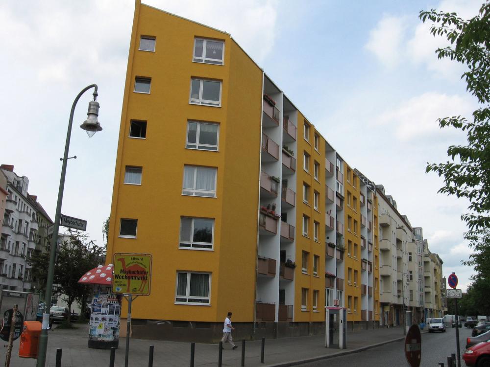 Referenzen   K & S Malerei GmbH   Berlin